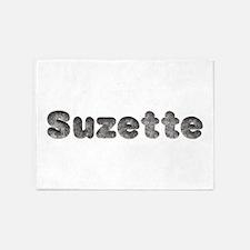 Suzette Wolf 5'x7' Area Rug
