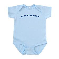 Poland, Ohio Infant Bodysuit