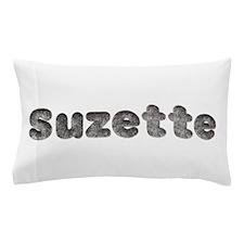 Suzette Wolf Pillow Case
