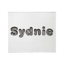 Sydnie Wolf Throw Blanket