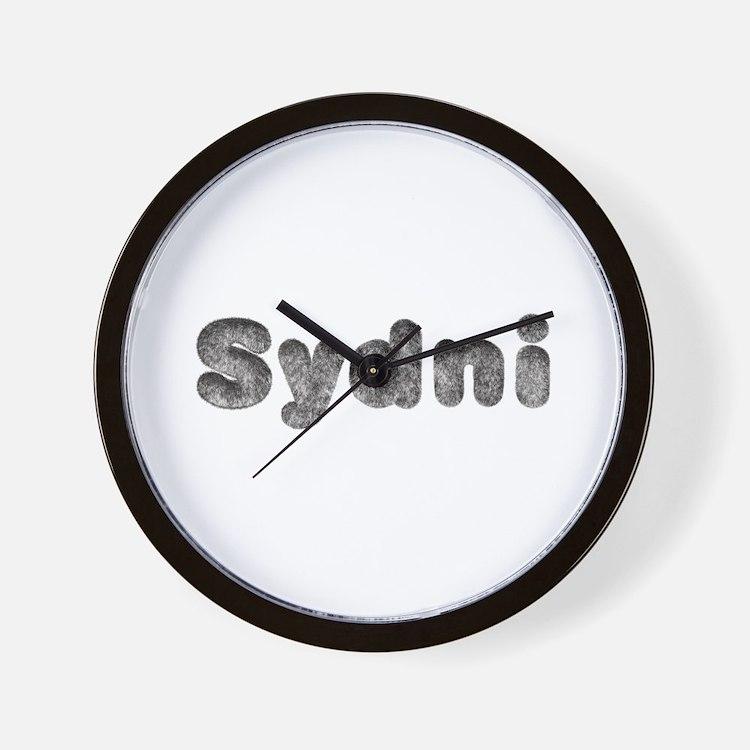 Sydni Wolf Wall Clock