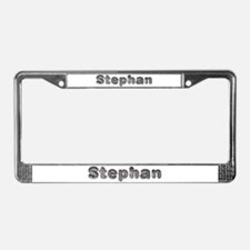 Stephan Wolf License Plate Frame