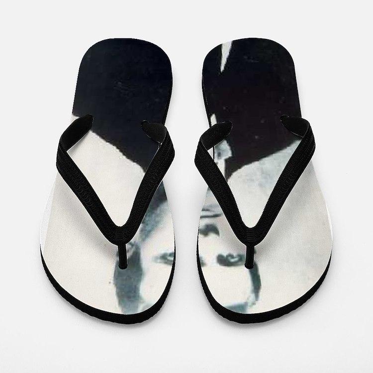 jesse james Flip Flops
