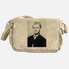 jesse james Messenger Bag