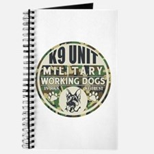 K9 Unit Military Working Dogs Journal