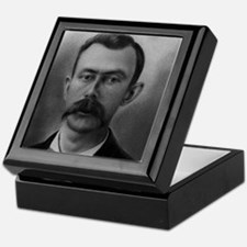 wyatt earp Keepsake Box