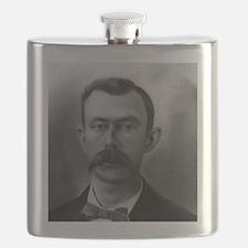 wyatt earp Flask