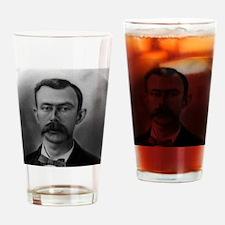 wyatt earp Drinking Glass