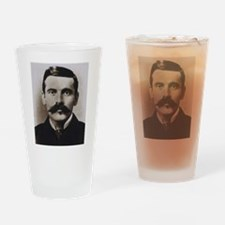 doc holliday Drinking Glass