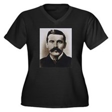 doc holliday Plus Size T-Shirt