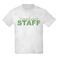 Yearbook Staff T-Shirt