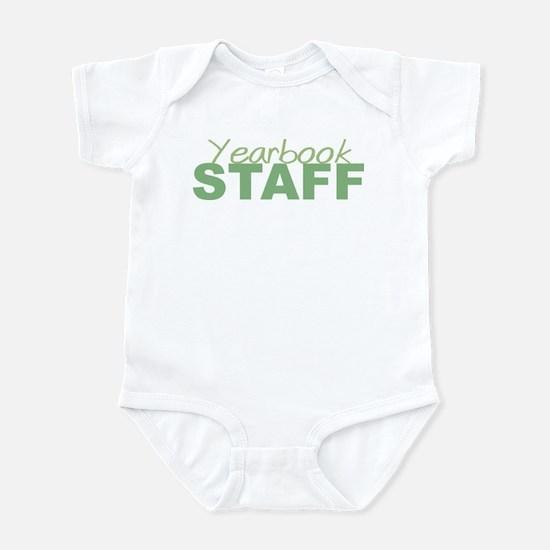 Yearbook Staff Infant Bodysuit