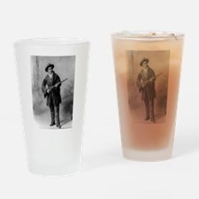 calamity jane Drinking Glass