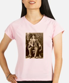 butch cassidy Performance Dry T-Shirt