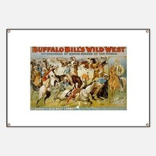 buffalo bill cody Banner
