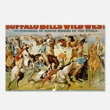 buffalo bill cody Postcards (Package of 8)