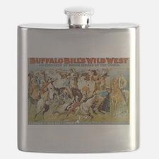buffalo bill cody Flask