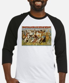 buffalo bill cody Baseball Jersey