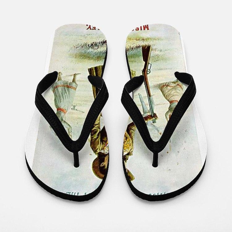 annie oakley Flip Flops