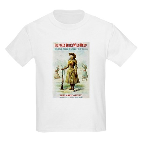 oakley kids clothing  annie oakley t shirt
