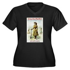 annie oakley Plus Size T-Shirt