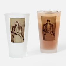 annie oakley Drinking Glass
