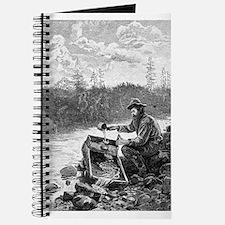 Unique Wild west Journal