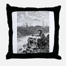Unique Oklahoma state cowboys Throw Pillow