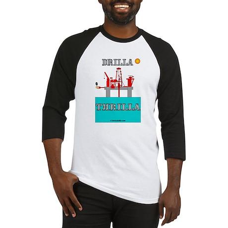 Drilla Thrilla Baseball Jersey