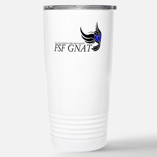 FSF GNAT Stainless Steel Travel Mug