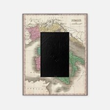Vintage Map of Italy (1827) Picture Frame