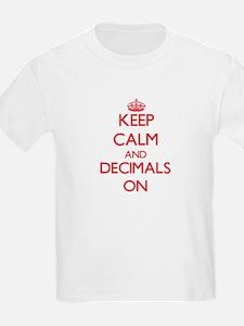 Decimals T-Shirt
