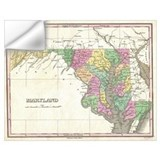 Maryland Wall Decals