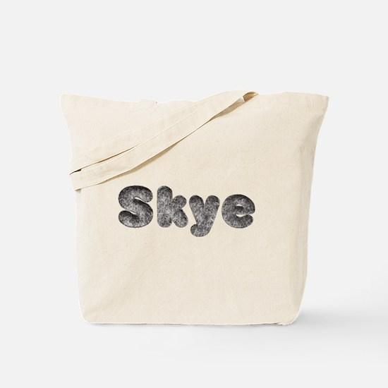 Skye Wolf Tote Bag