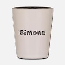 Simone Wolf Shot Glass