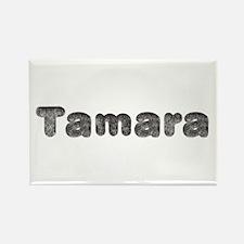 Tamara Wolf Rectangle Magnet