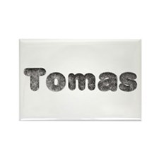 Tomas Wolf Rectangle Magnet