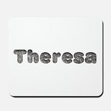 Theresa Wolf Mousepad