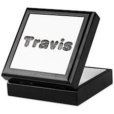 Travis Wolf Keepsake Box