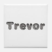 Trevor Wolf Tile Coaster