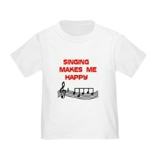 SINGING T