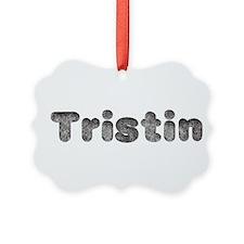 Tristin Wolf Ornament