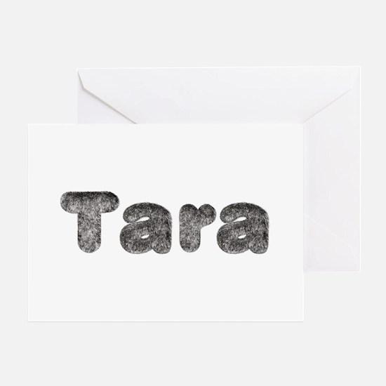 Tara Wolf Greeting Card