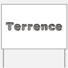 Terrence Wolf Yard Sign