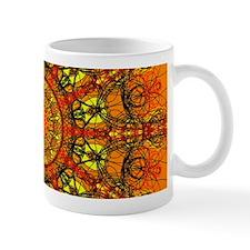 Harmony in Orange Mugs