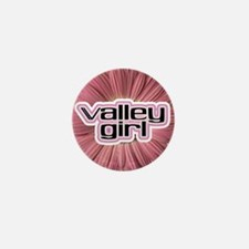 Valley Girl #2 Mini Button