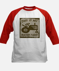 My Tractor T-Shirt Tee