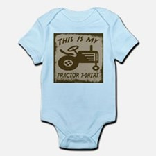 My Tractor T-Shirt Infant Bodysuit