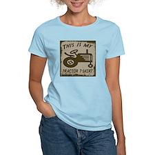 My Tractor T-Shirt T-Shirt