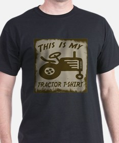 My Tractor T-Shirt T-Shirt